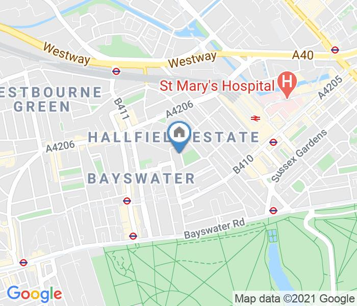 2 Bed Flat, Cleveland Gardens, W2
