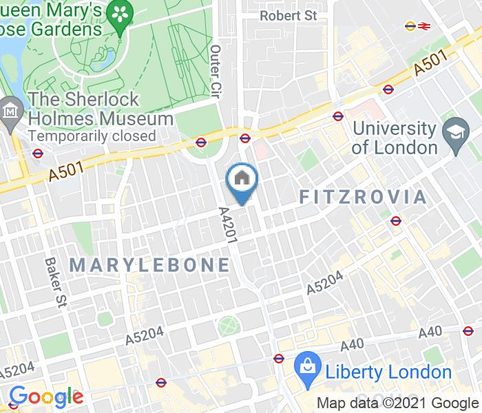 1 Bed Flat, Goodwood Court, W1W