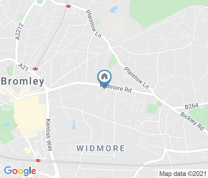 1 Bed Flat, Widmore Road, BR1