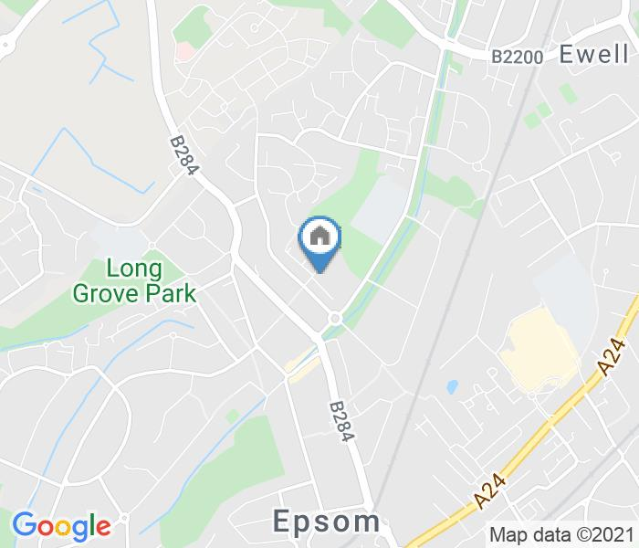 Room in a Shared House, Andover Close, KT19
