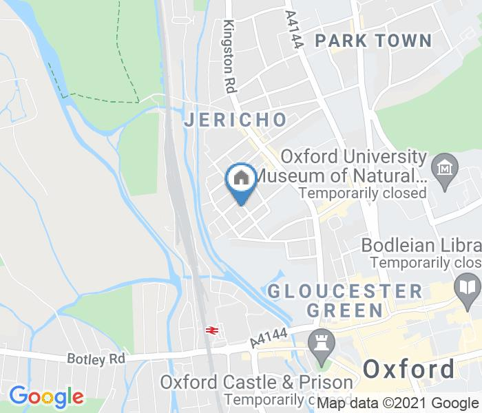 4 Bed Terraced House, Oxford, OX2