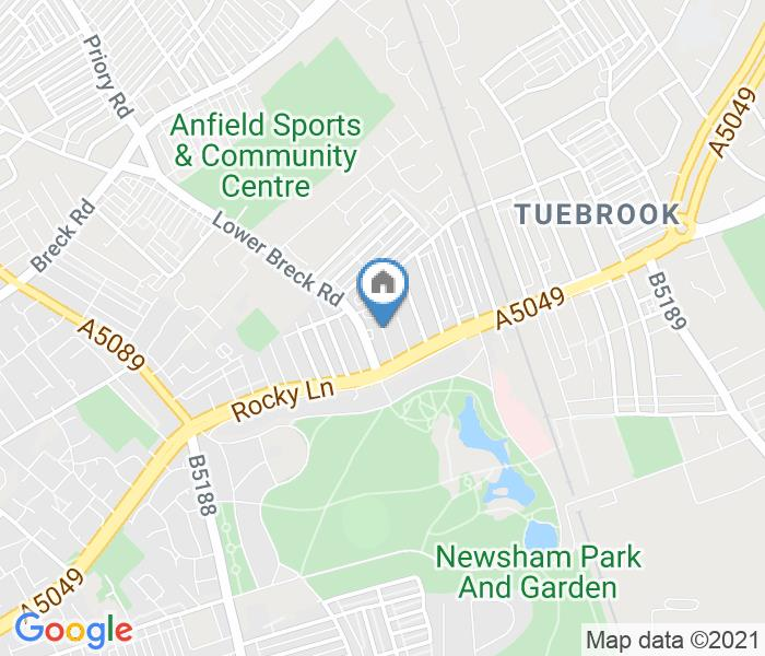 Room in a Shared House, Radnor Place, L6