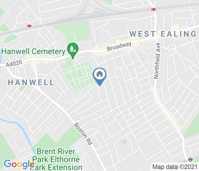 Room in a Shared House, Oaklands Road, W7