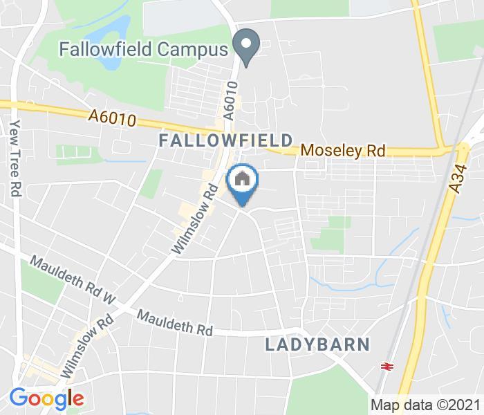 2 Bed Flat, Fallowfield, M14