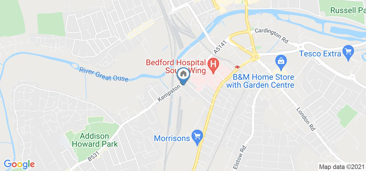 Room in a Shared House, Kempston Road, MK42
