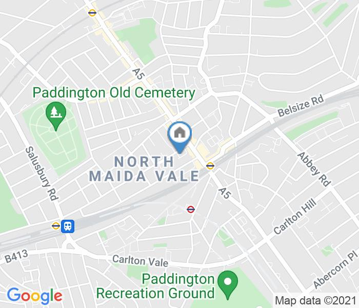 1 Bed Flat, Addison Court, NW6