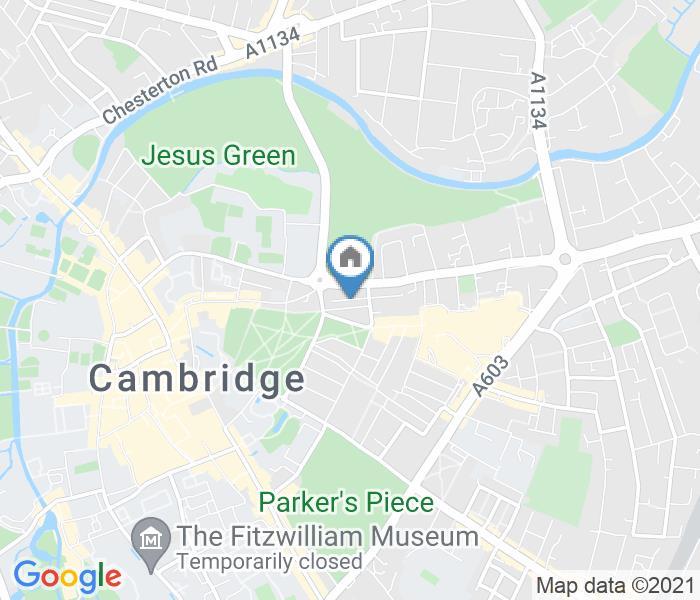 Studio Flat, Cambridge, CB1