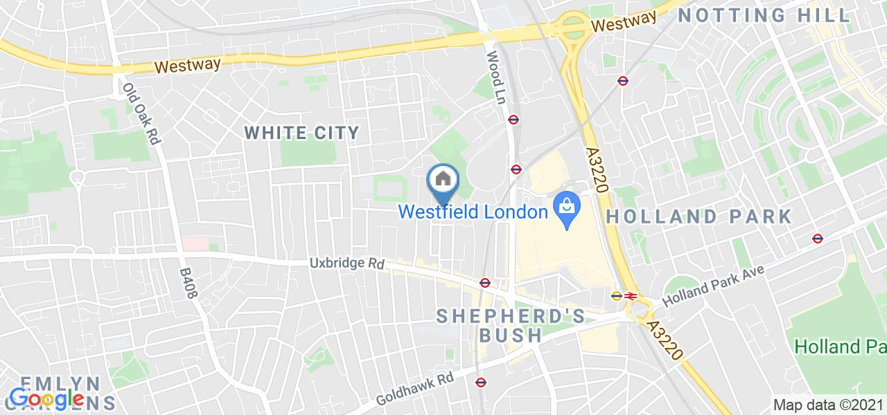 3 Bed Flat, Tunis Road, W12