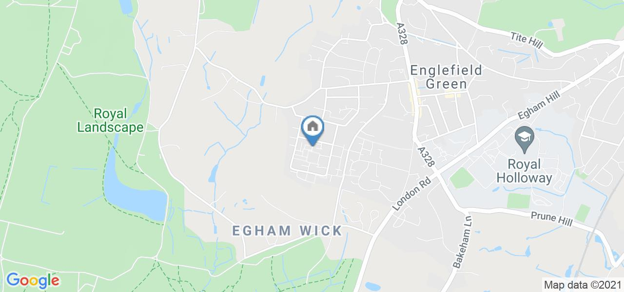 Room in a Shared House, Egham, TW20