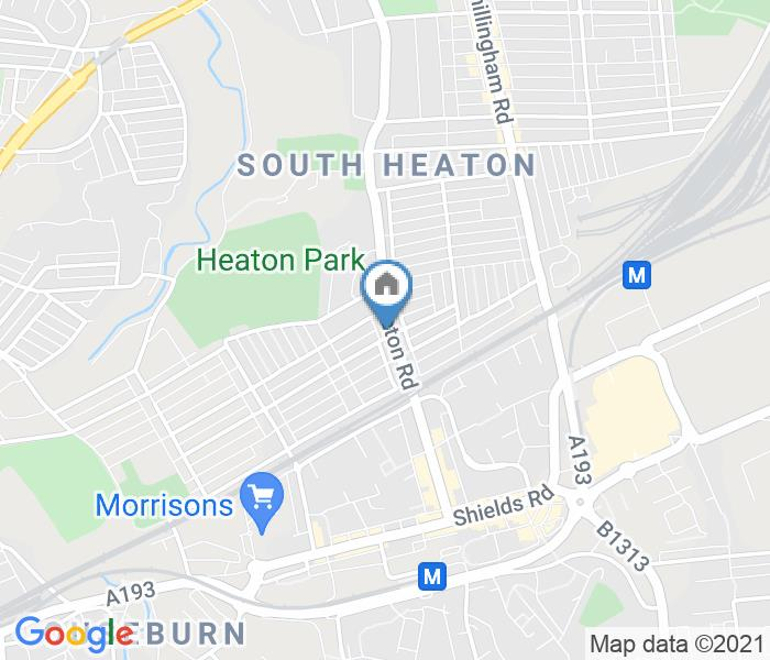 6 Bed Flat, Heaton, NE6