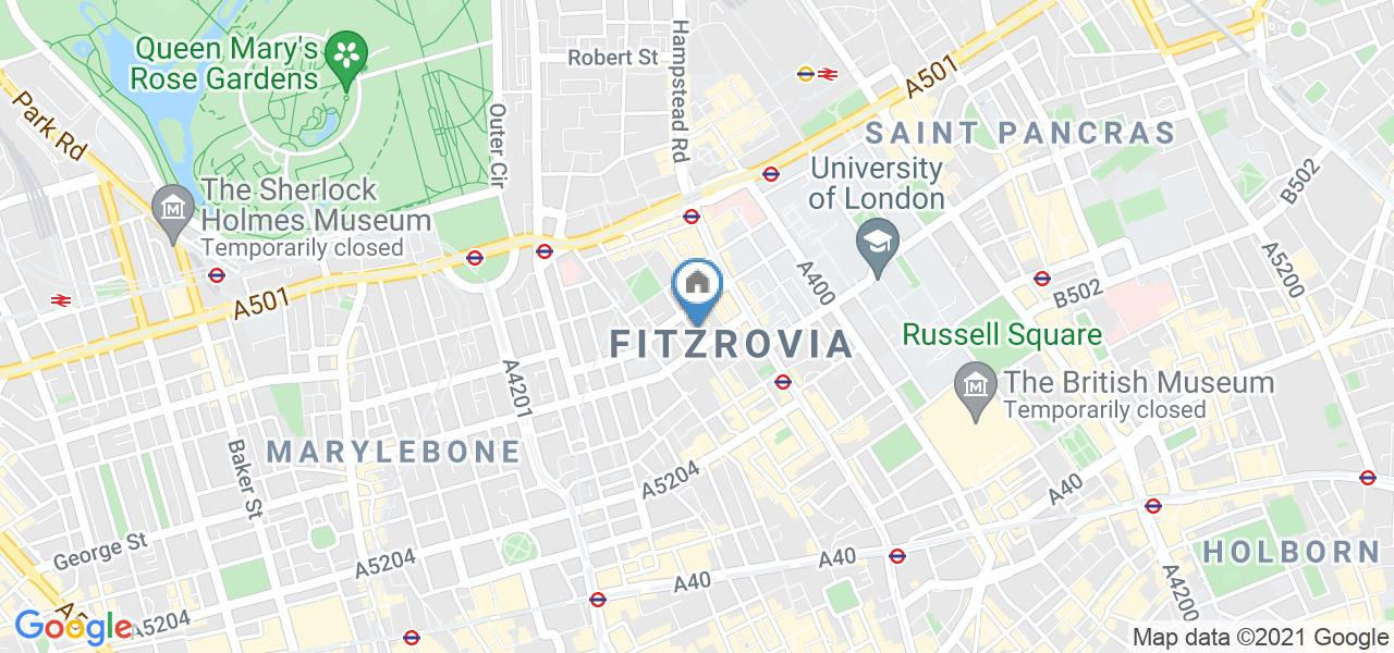 2 Bed Flat, Fitzroy Street, W1T
