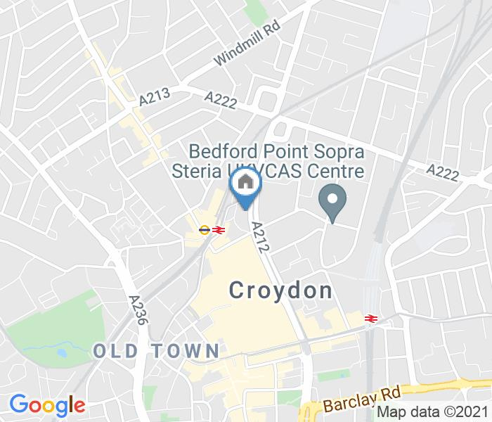 2 Bed Flat, Delta Point, CR0