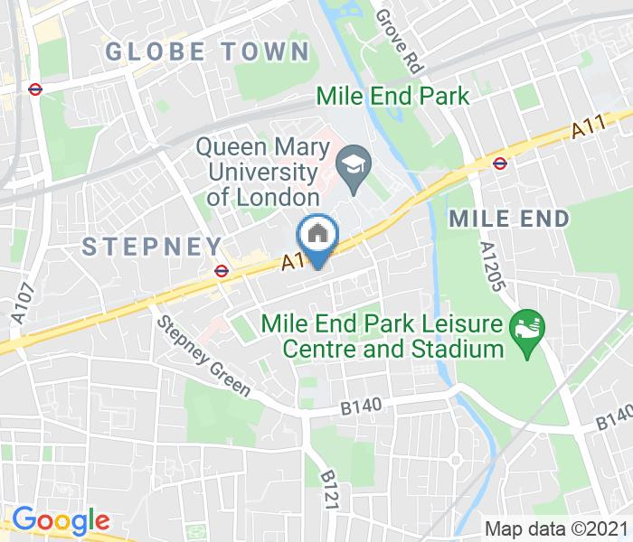 2 Bed Flat, Close To Mile End Road, E1