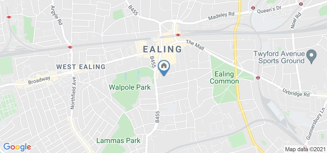 1 Bed Flat, Ealing, W5