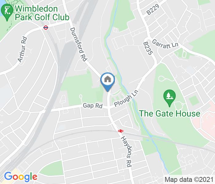 1 Bed Flat, Reed House, SW19