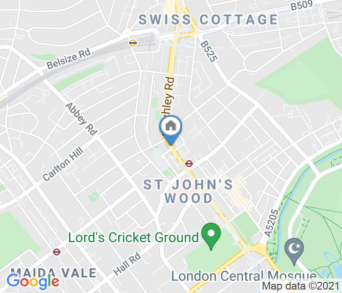 2 Bed Flat, Finchley Road, NW8