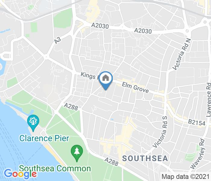 Room in a Shared House, Wilberforce Rd, PO5
