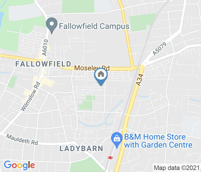 Room in a Shared House, Whitby Road, M14
