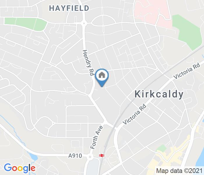 2 Bed Flat, Harcourt Road, KY2