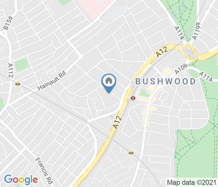 Room in a Shared House, Fairlop Road, E11