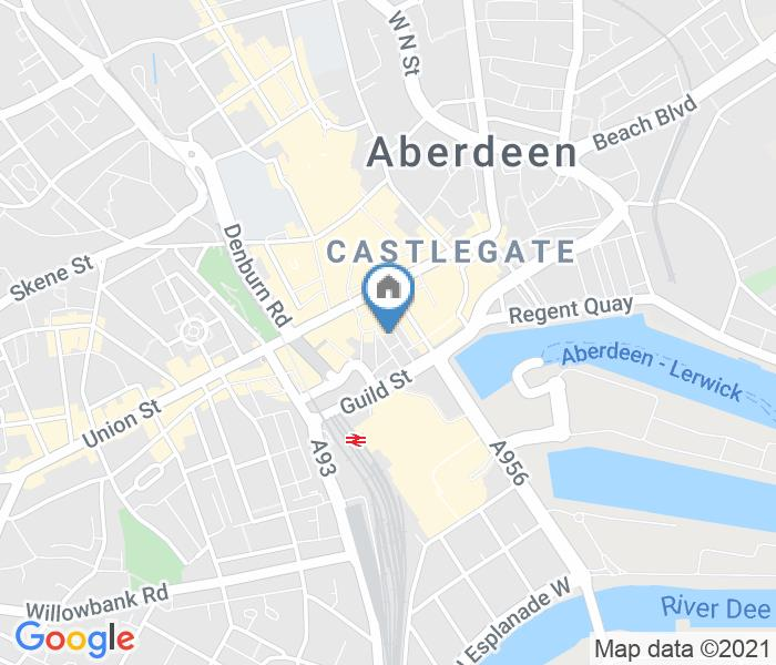 1 Bed Flat, Stirling Street, AB11