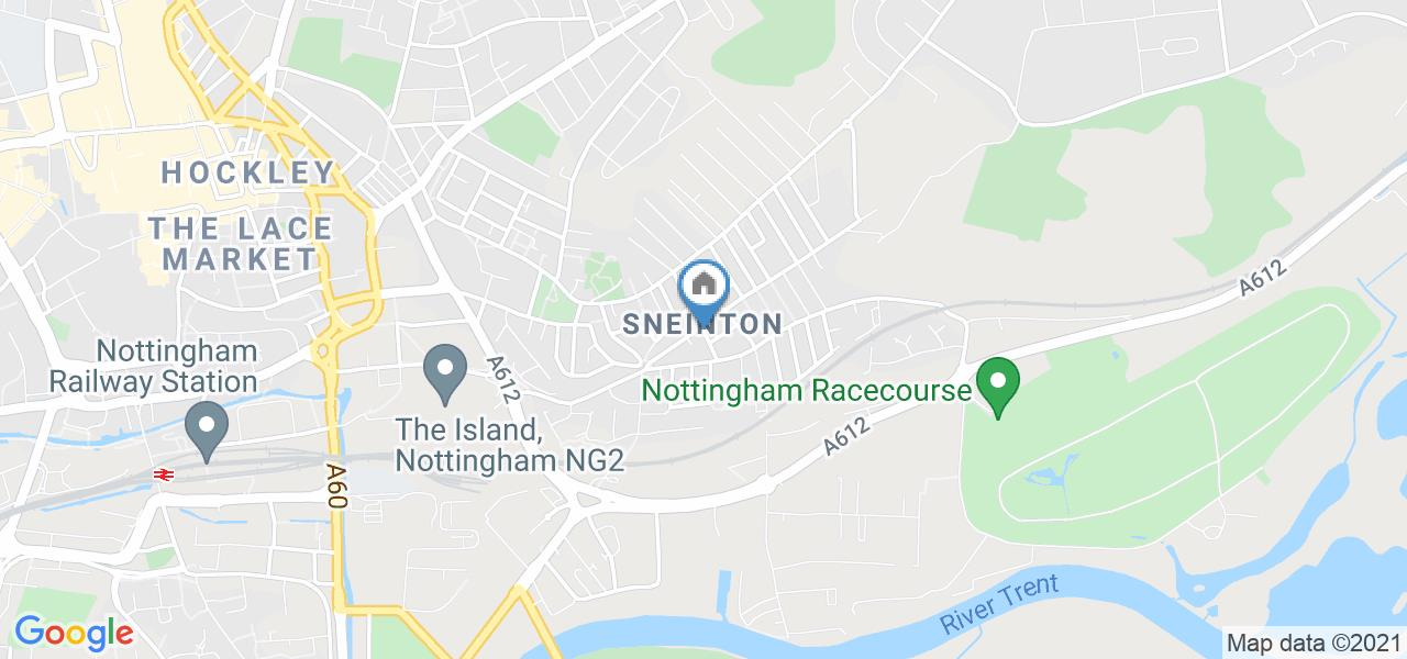 Room in a Shared House, Sneinton Boulevard, NG2