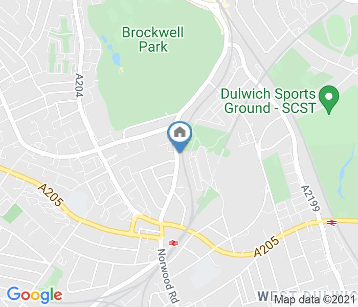 Studio Flat, (Zone 2) Hern Hill Brixton, SE24