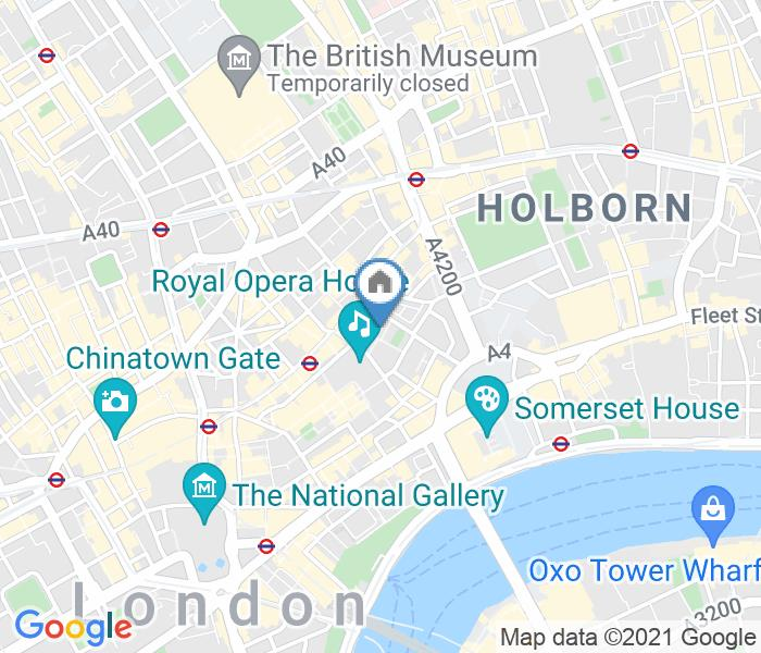 1 Bed Flat, Beaumont Buildings, WC2B
