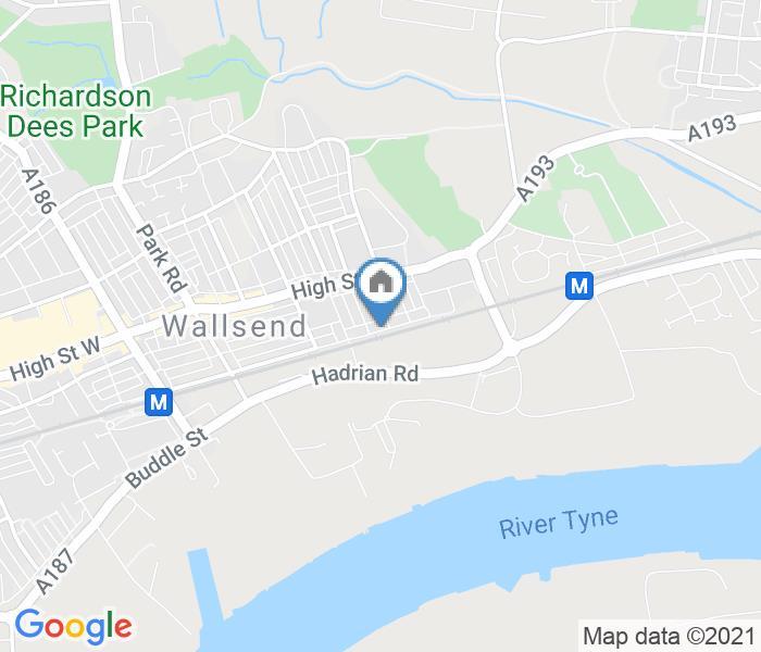 2 Bed Flat, Wallsend, NE28
