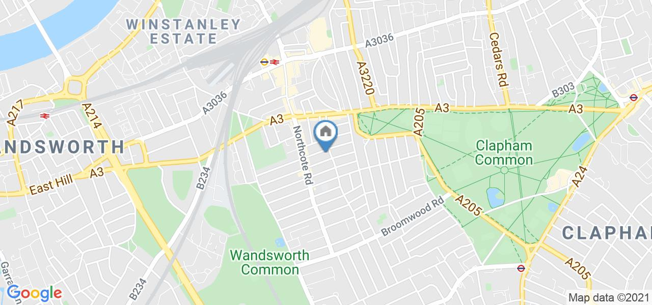 5 Bed Terraced House, Mallinson Road, SW11