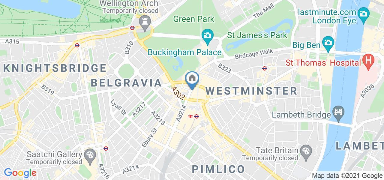 2 Bed Flat, Buckingham Palace Road, SW1W