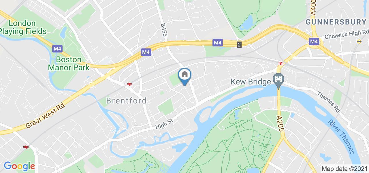 1 Bed Flat, Brentford, TW8
