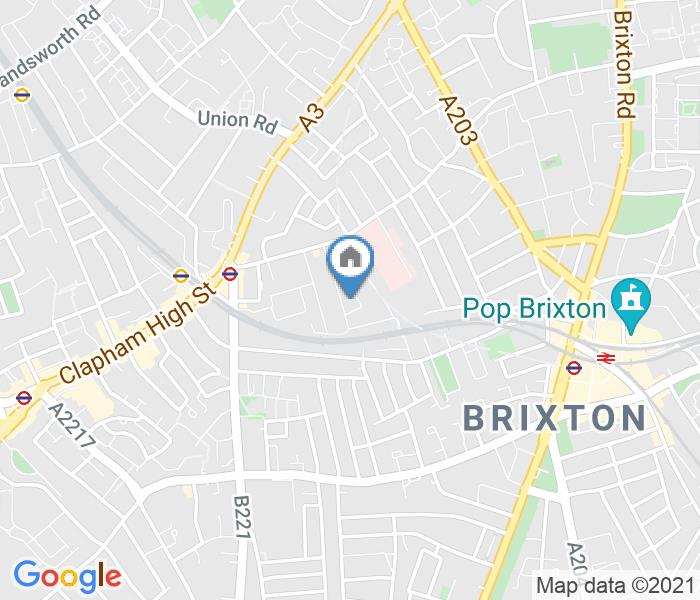 1 Bed Flat, Andalus Road, SW9