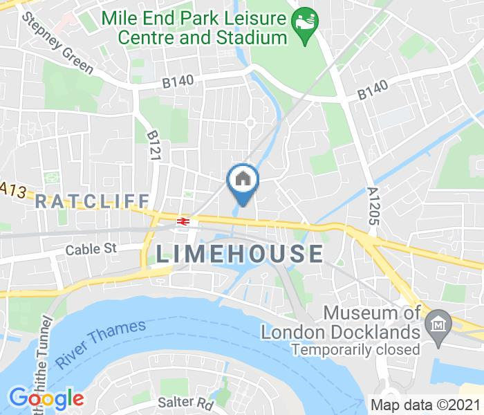 1 Bed Flat, Commercial Road, E14