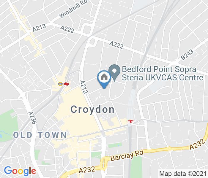 Studio Flat, Sydenham Road, CR0