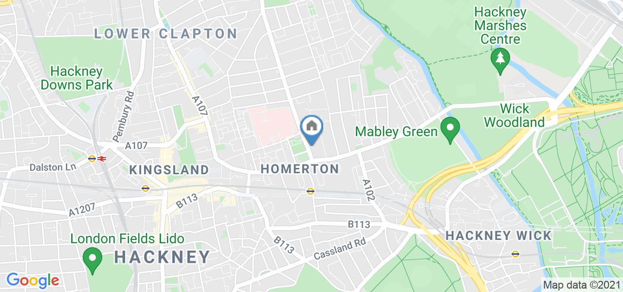 2 Bed Flat, Priory Court, E9