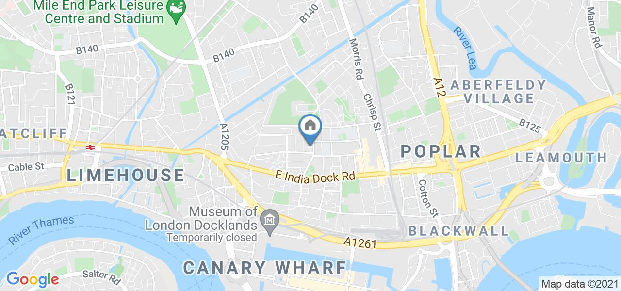 1 Bed Flat, Casson Apartments, E14