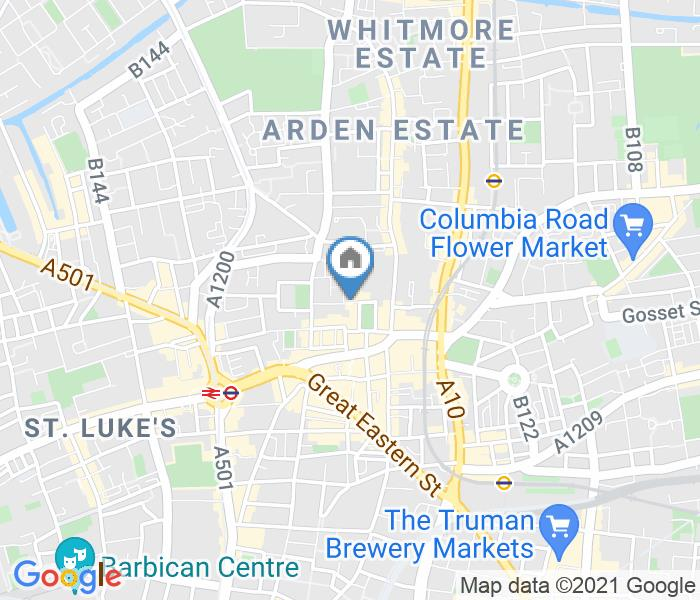 2 Bed Flat, Hoxton Square, N1