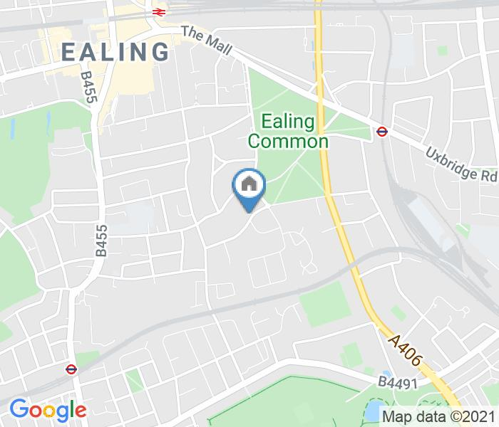 Room in a Shared House, Elm Grove Road, W5
