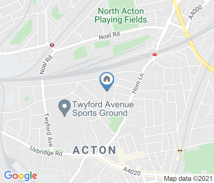 1 Bed Flat, Acton, W3