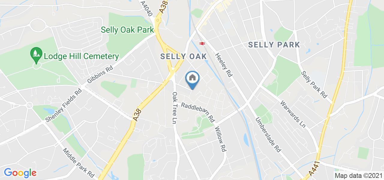 1 Bed Flat, Selly Oak, B29