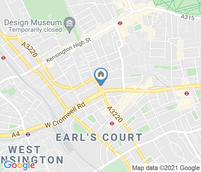 1 Bed Flat, Arden House, W8
