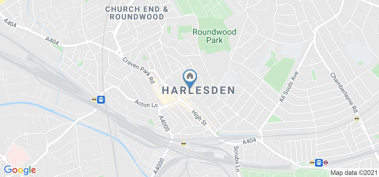 2 Bed Flat, Harlesden Gardens, NW10