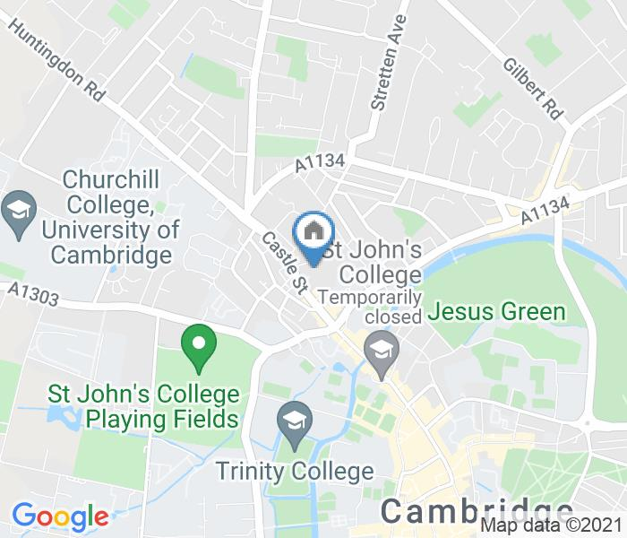 Room in a Shared House, Bells Court, CB3