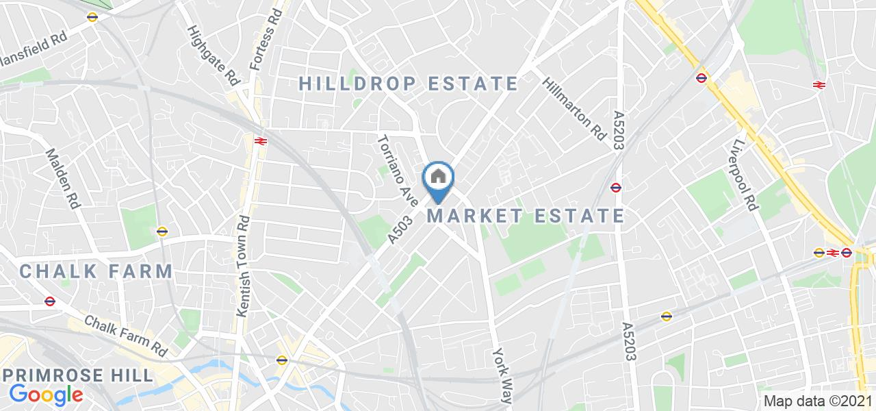4 Bed Terraced House, Camden Mews, NW1