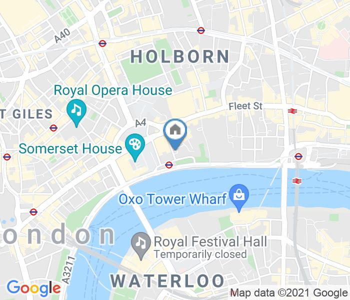 2 Bed Flat, Temple House, WC2R