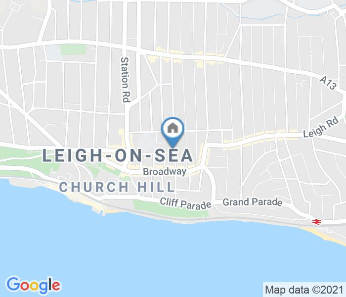 Room in a Shared House, Leigh Hall Road, SS9