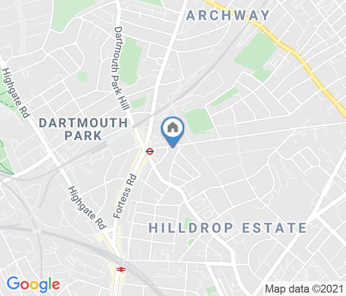 1 Bed Flat, Tufnell Park Road, N19