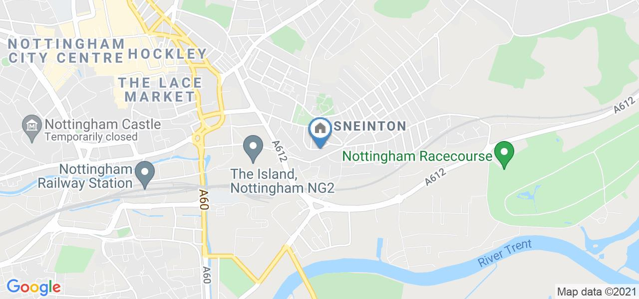 Room in a Shared House, Lees Hill Street, NG2