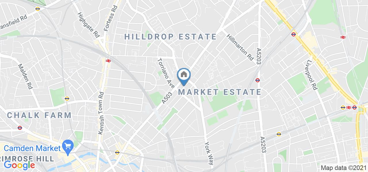 3 Bed Flat, Camden Mews, NW1